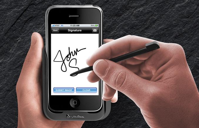 Electronic Signature Capture